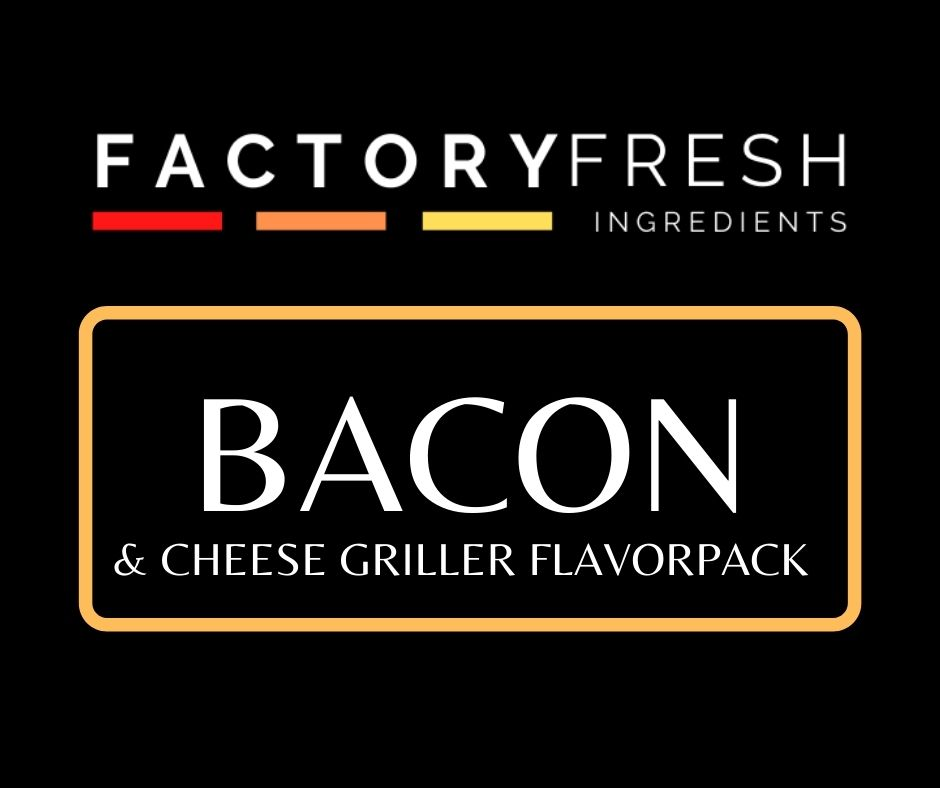 Bacon & Cheese Griller Pack
