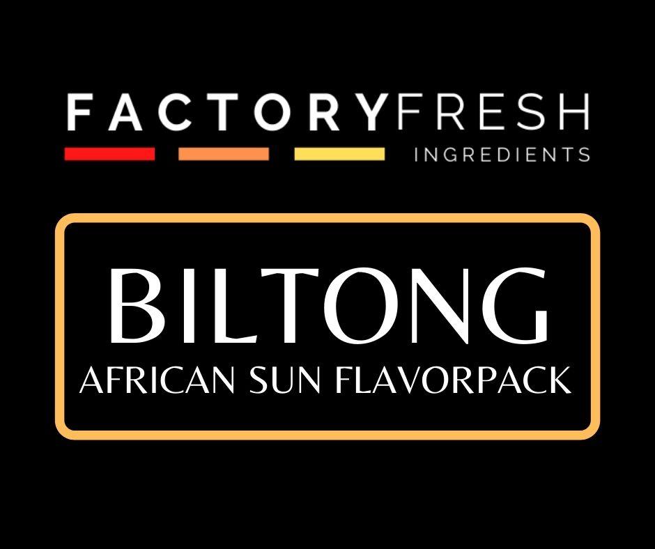 Biltong African Sun
