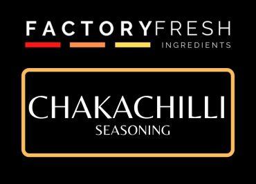 ChakaChilli Seasoning