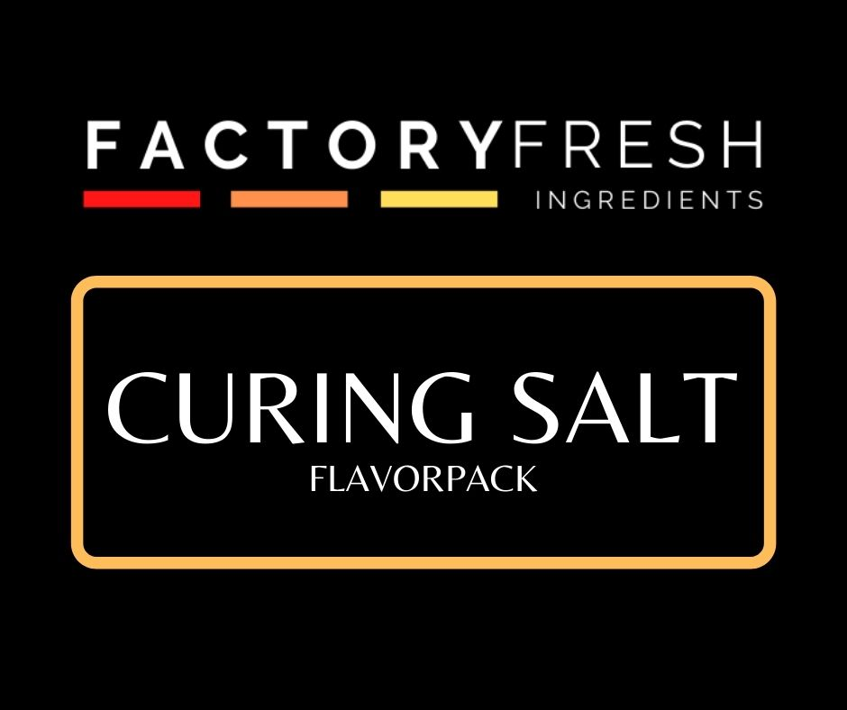 Curing Salt