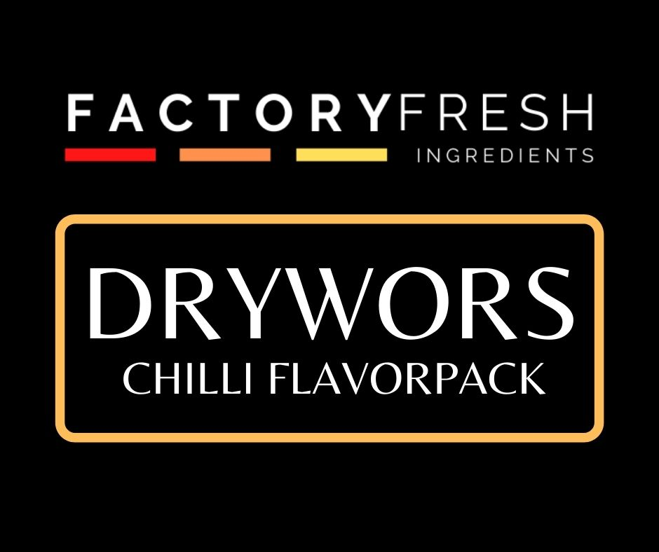Drywors Chilli