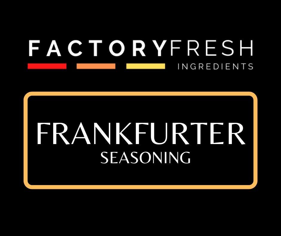 Frankfurter Seasoning