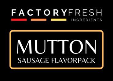 Mutton Sausage Pack