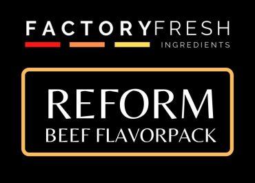 Reform Beef