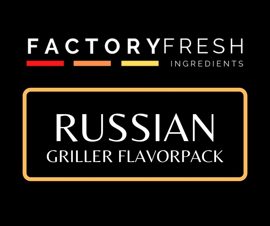 Russian Griller Pack