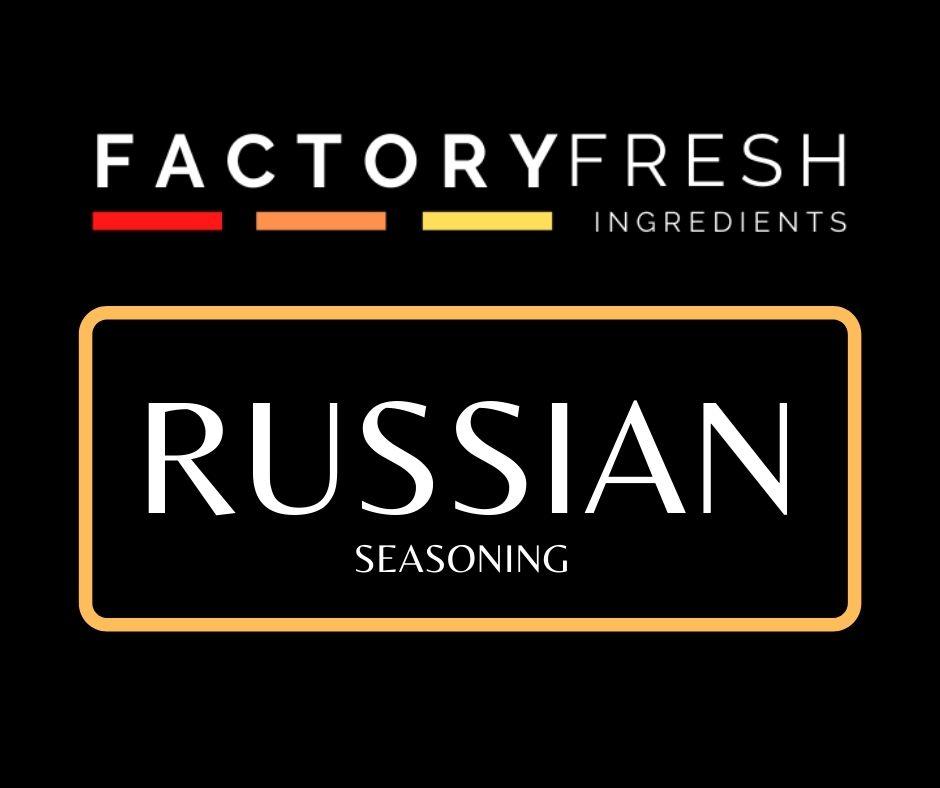 Russian Seasoning