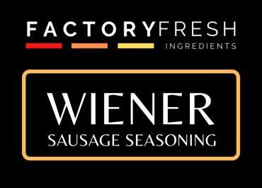 Wiener Sausage Seasoning